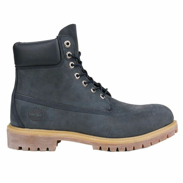Timberland Anti Fatigue 6 Premium Blue Mens Boots