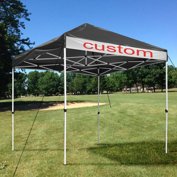 Ez Pop Canopy Commercial Tent Sun Shade Shelter Withcarry Bag 10' X