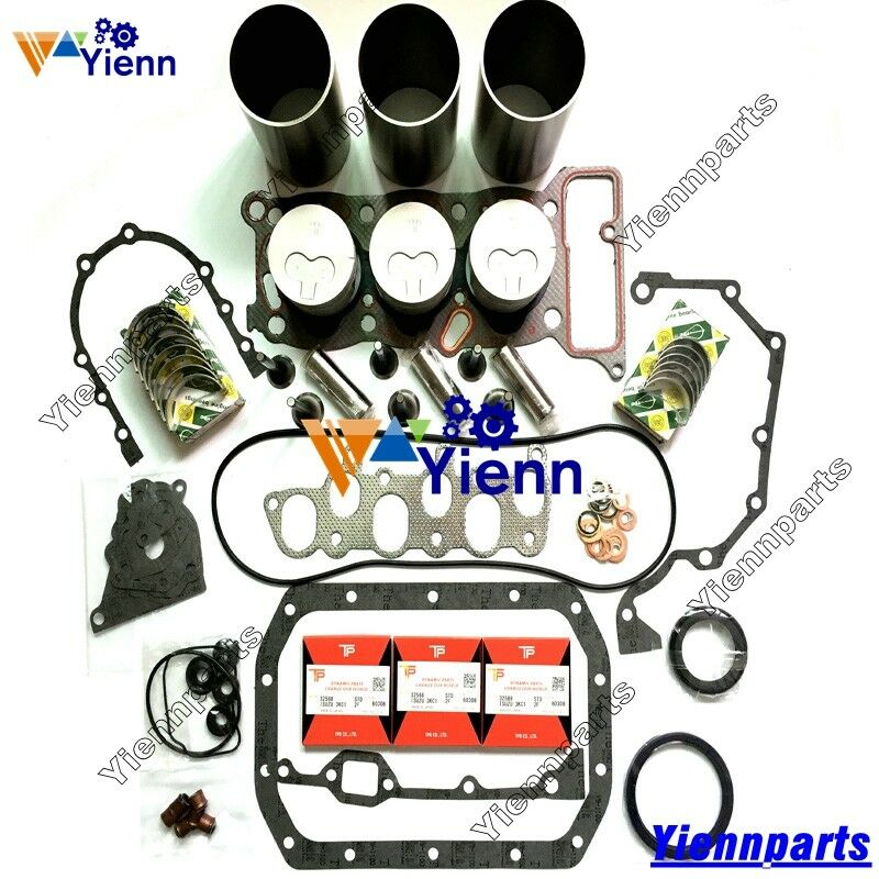 hight resolution of details about 3kc1 overhaul rebuild kit for isuzu engine parts sumitomo s85ux s100f2 excavator