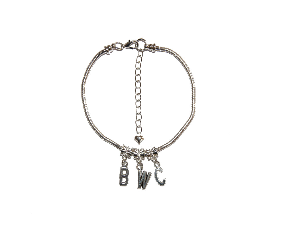 'BWC' Euro Ankle Chain Anklet Jewellery Big White Cock