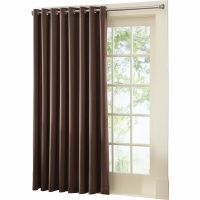 Gramercy Patio Door Grommet Top Curtain Panel From | Autos ...