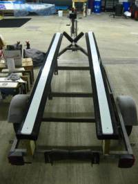 "4"" x 48"" Replace Boat Trailer Carpet With Wide BUNK SLIDE ..."