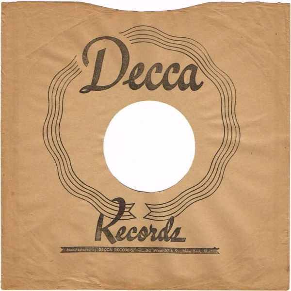 1940s 78 Rpm Records - Year of Clean Water