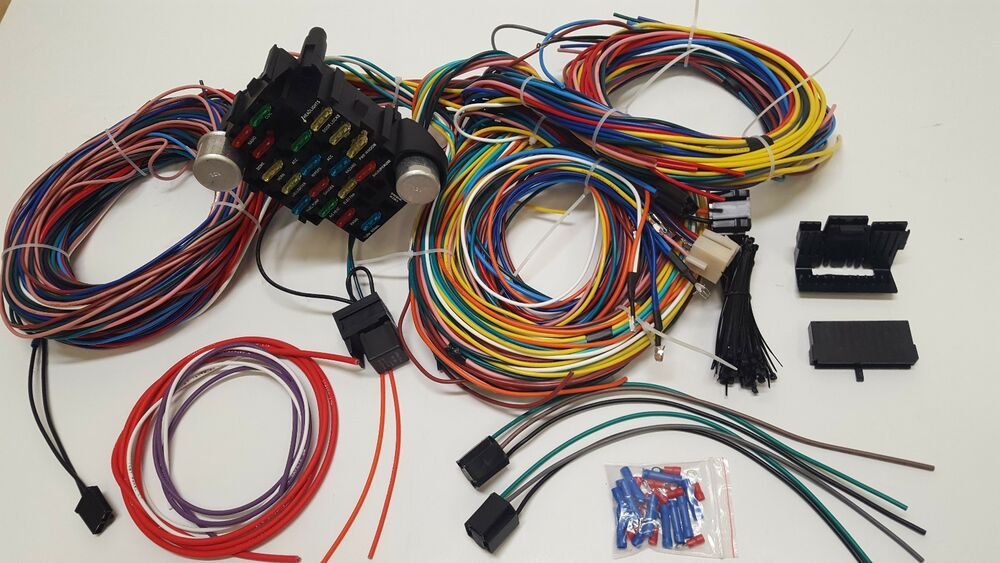 Wiring Harness 1969 Chevy Truck