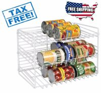 Can Food Storage Organizer Kitchen Cabinet Pantry Canned