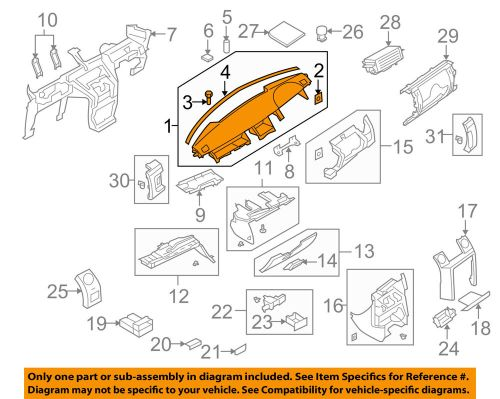 small resolution of land rover oem 05 09 lr3 instrument panel dash lr016801 ebay diagram in addition land rover lr2 check engine light on 2008 land