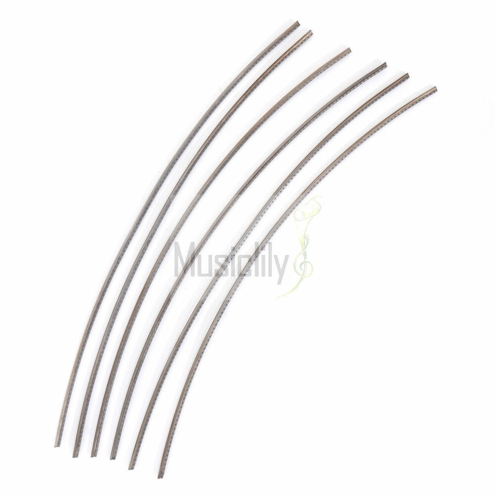 Sintoms Premium 2.8mm Jumbo Titanium Fret Wire Set For