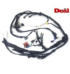details about wiring specialties oem engine tranny harness for nissan s14 ka24 ka24de 240sx [ 1000 x 1000 Pixel ]
