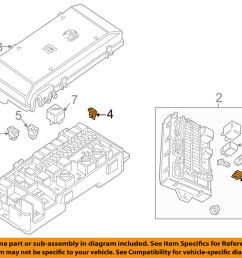 details about land rover oem 99 04 discovery fuse rtc4507 [ 1000 x 798 Pixel ]