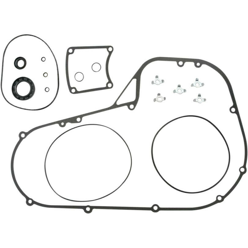 Cometic Inner and Outer Primary AFM Gasket Kit for Harley