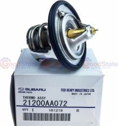 details about genuine subaru forester impreza wrx outback liberty svx thermostat o ring kit [ 871 x 1000 Pixel ]