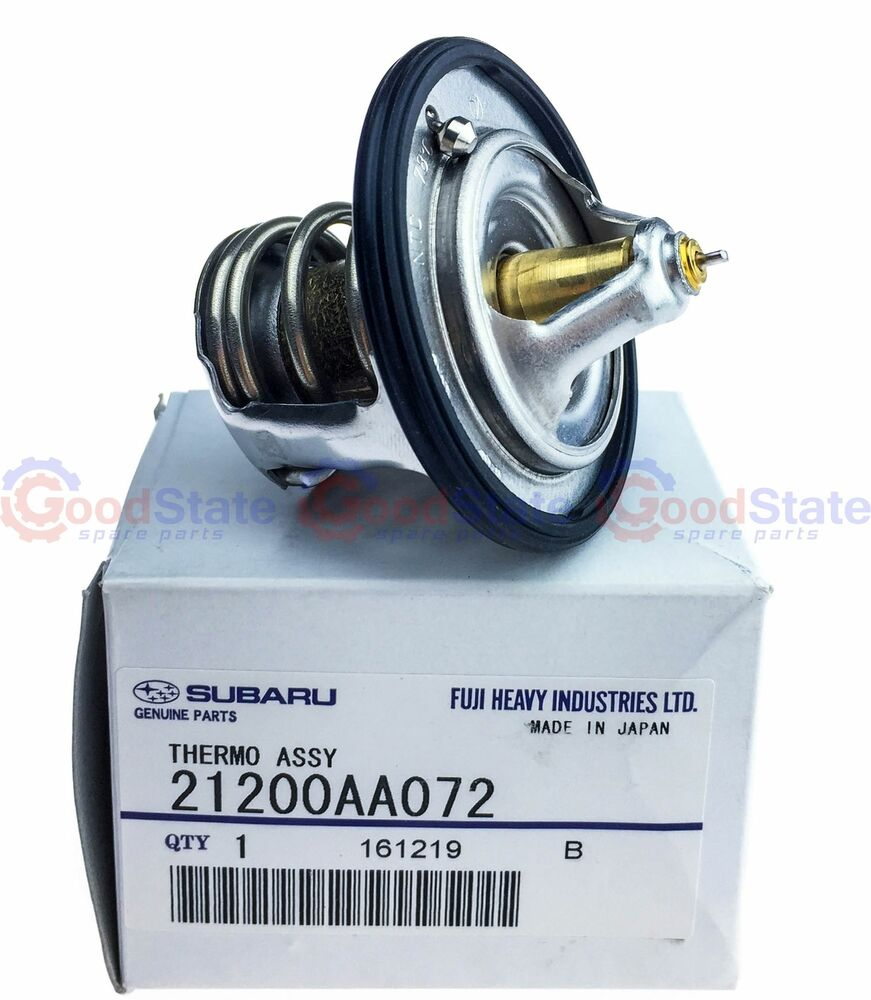 hight resolution of details about genuine subaru forester impreza wrx outback liberty svx thermostat o ring kit