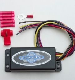 ats controller badlands ats 03 automatic turn signal canceling module 1973 90 on badlands motorcycle products wiring diagram wiring  [ 1000 x 815 Pixel ]