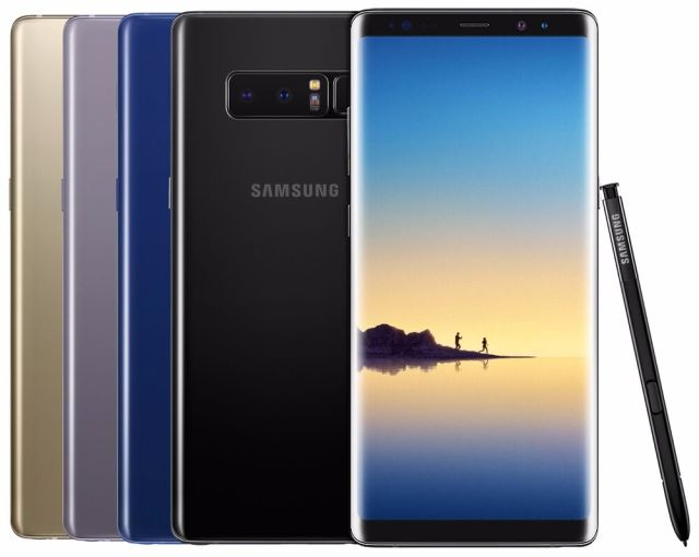 s l1000 Samsung Galaxy Note 8 prices goes decline, eBay offers you to get a 64GB factory unlocked Note 8 for $700
