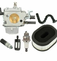 details about carburetor carb for stihl 064 066 ms660 zama c3a s31 rep wj 67a air filter [ 1000 x 1000 Pixel ]