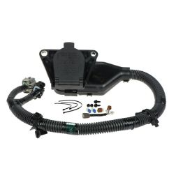 details about 2005 2015 nissan xterra 7 pin trailer tow harness oem new genuine 999t8 kr020 [ 1000 x 1000 Pixel ]