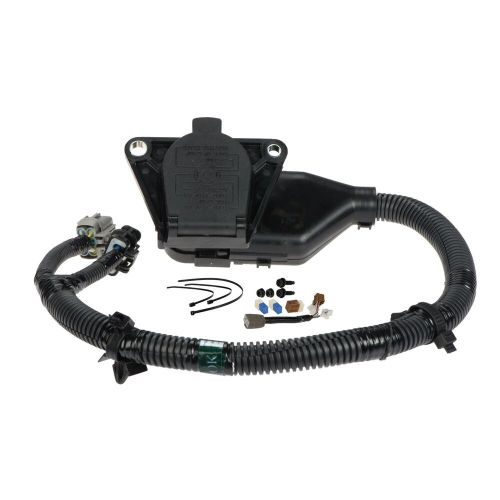 small resolution of details about 2005 2015 nissan xterra 7 pin trailer tow harness oem new genuine 999t8 kr020