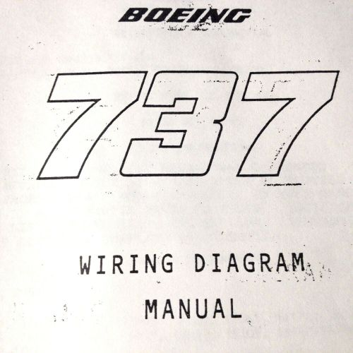 small resolution of details about boeing 737 25a airframe wiring diagram manual