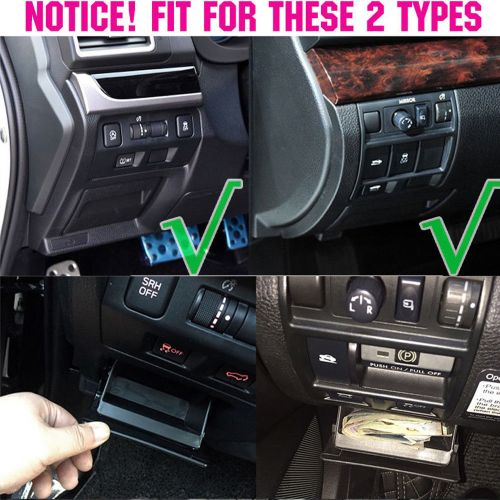 small resolution of details about fuse coin box console storage bin tray fit for subaru xv forester impreza legacy