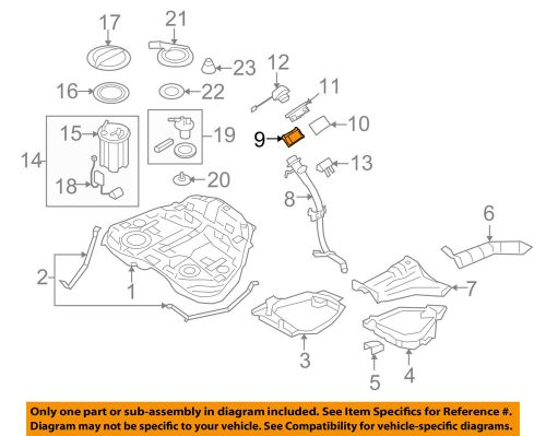 small resolution of details about subaru oem 10 16 legacy 2 5l h4 fuel system filler pipe holder 42055al00a