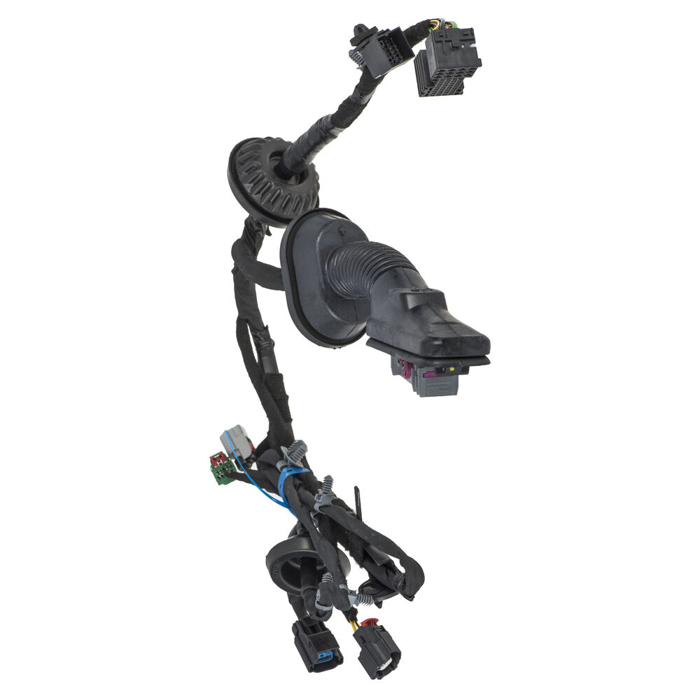hight resolution of details about oem new right trailer tow mirror wiring harness 14 18 silverado sierra 84125560