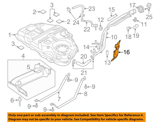 small resolution of details about mazda oem 17 18 cx 5 2 5l l4 fuel system protect shield kb8m42290
