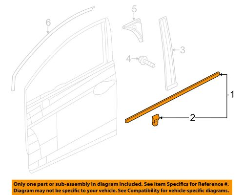 small resolution of details about honda oem civic door window sweep belt molding weatherstrip left 72450tr0a01