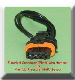details about electrical connector of manifold pressure map sensor as417 fits hyundai kia [ 982 x 1000 Pixel ]