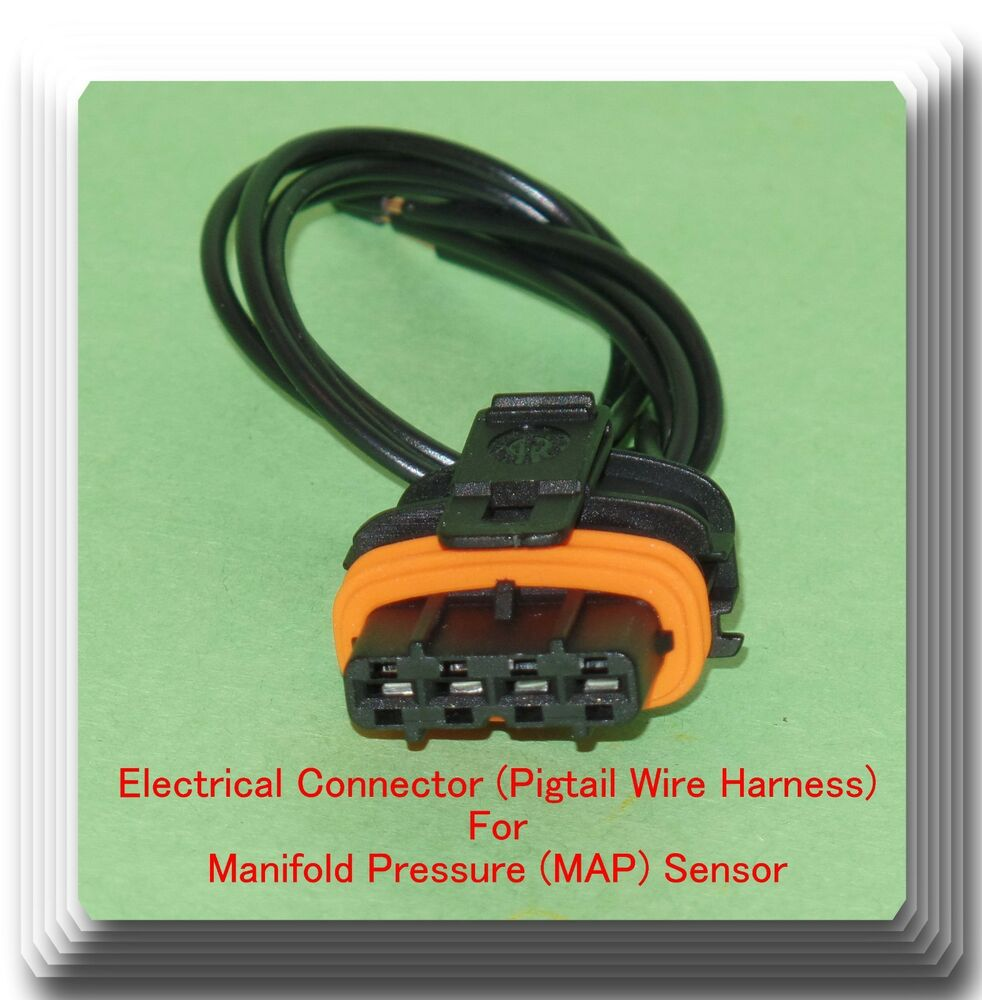 medium resolution of details about electrical connector of manifold pressure map sensor as417 fits hyundai kia