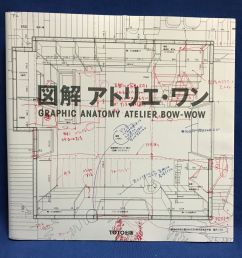 graphic anatomy vol 1 atelier bow wow japan architecture book new 9784887062788 ebay [ 1000 x 1000 Pixel ]