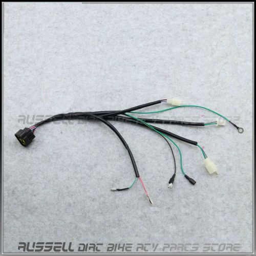 small resolution of details about 8 pin cdi unit plug kick start wiring wire harness loom for lifan 150cc pit bike