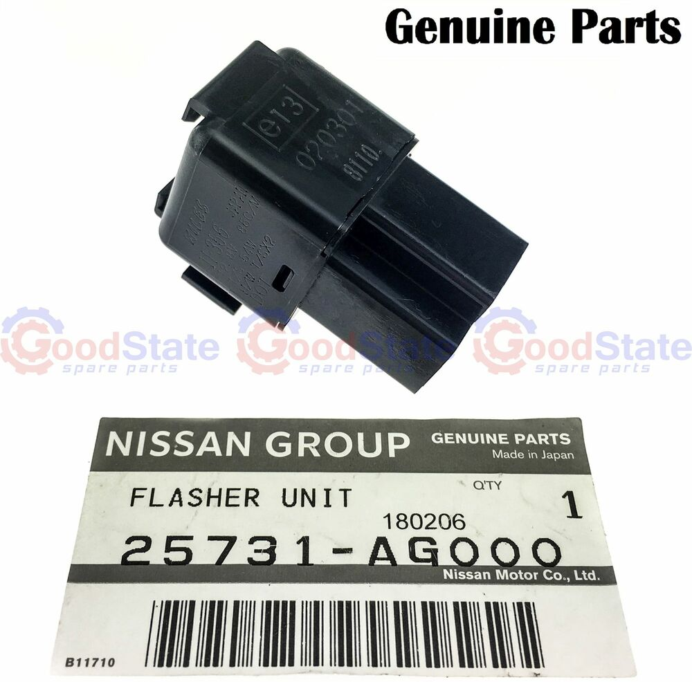 hight resolution of details about genuine nissan elgrand e50 300zx z32 flasher blinker turn indicator relay