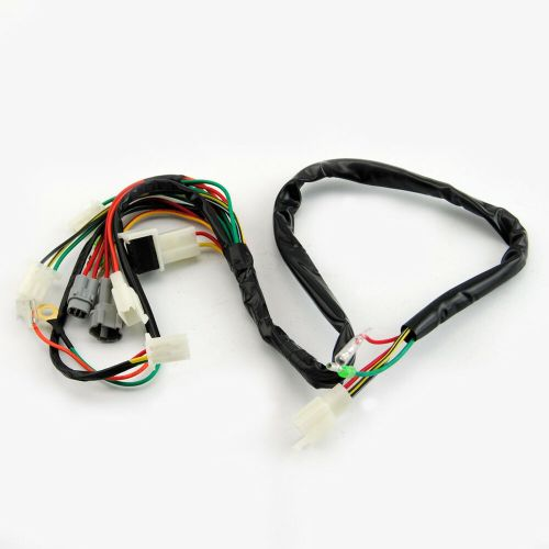 small resolution of details about motorcycle replacement wire wiring harness assembly for yamaha pw50 car styling
