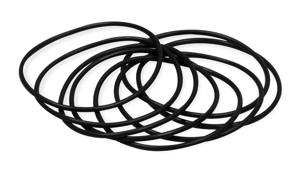 Holley Performance 508-22 LS3 Intake O Ring Set For Use w