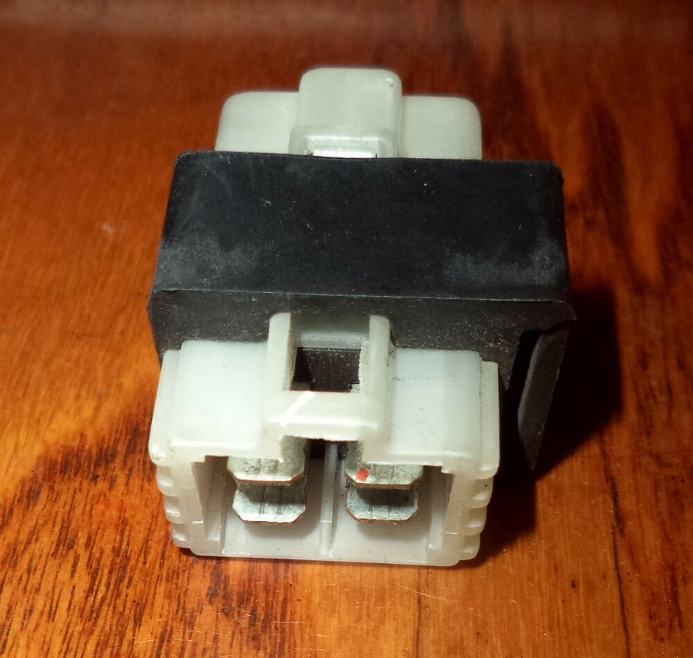hight resolution of details about savage ls 650 ls650 main fuse box 20 amp fuse holder relay suzuki very good
