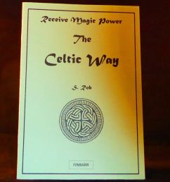details about magic power the celtic way finbarr grimoire magick spells occult witchcraft [ 793 x 1000 Pixel ]