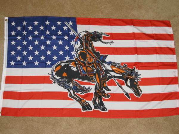 3X5 USA END OF THE TRAIL FLAG NATIVE AMERICAN NEW F128 eBay