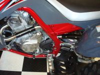Yamaha Raptor 700 Monster Pipe Dual Exhaust System ...