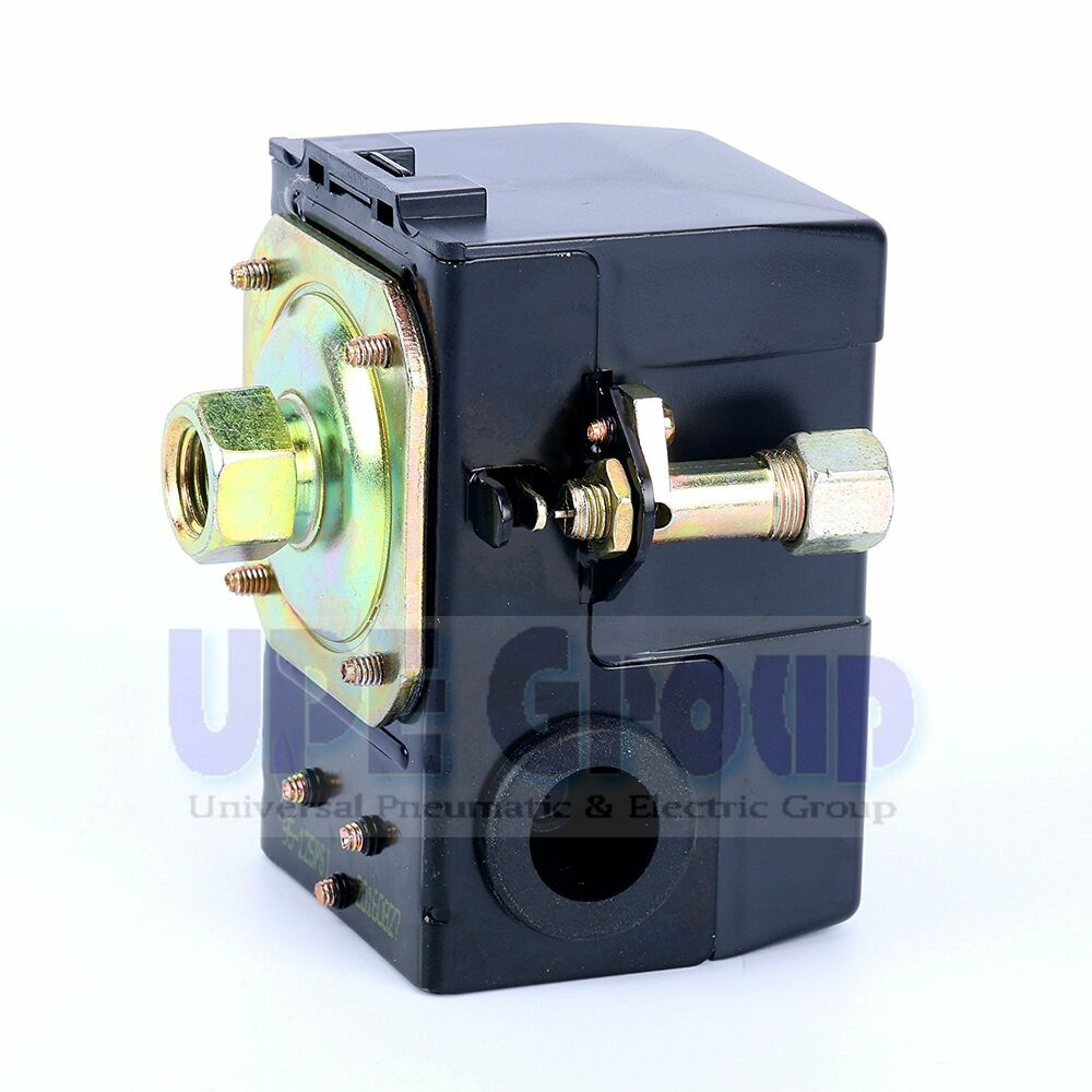 Pressure Switch Wiring Diagram Collection Air Compressor Wiring