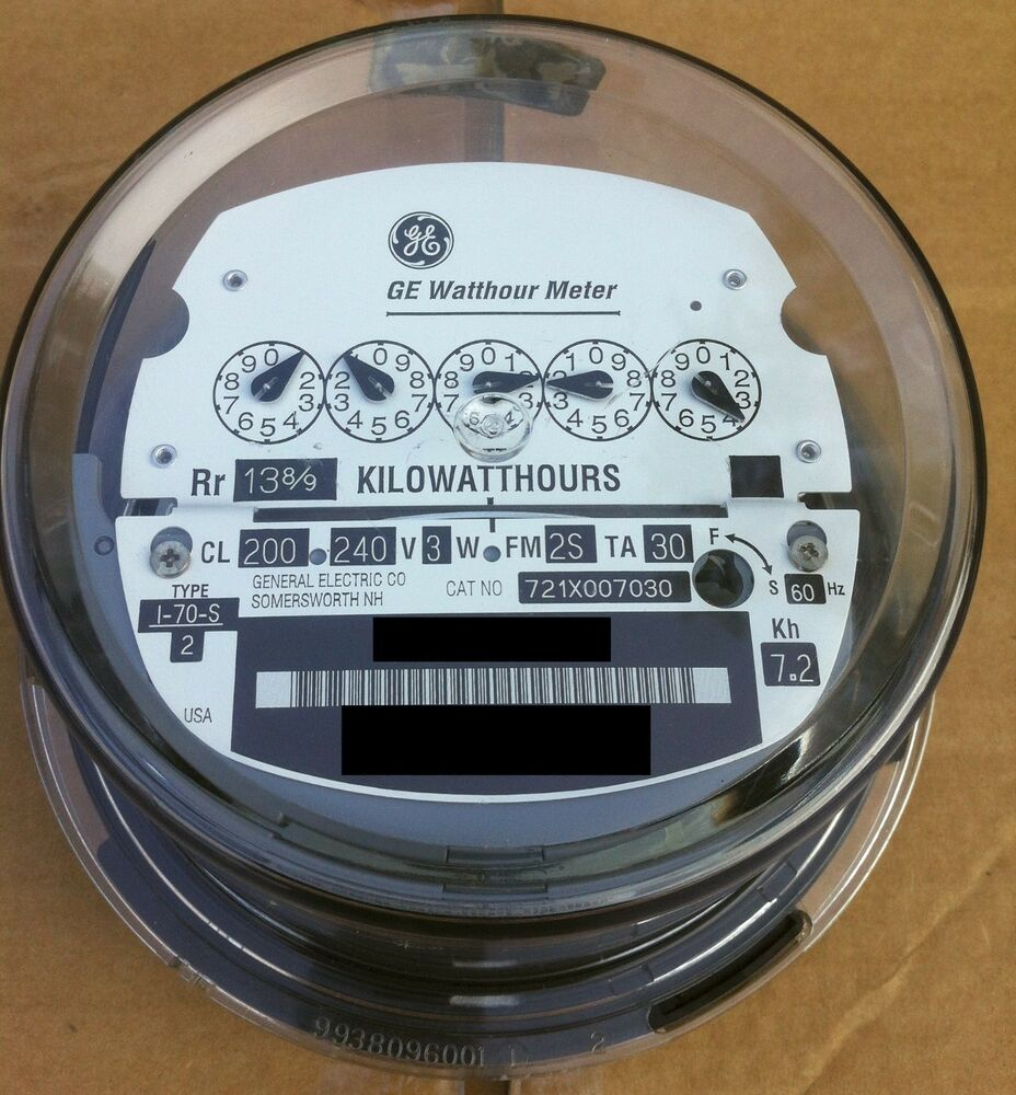 ge kv2c multifunction meter fitzall wiring diagram 2000 nissan xterra library electric watthour kwh type i70s i 70s fm