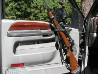 TRUCK INTERIOR DOOR GUN MOUNTING RACKS | eBay