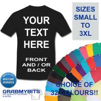 CUSTOM PERSONALISED DESIGN YOUR OWN T SHIRTS STAG HEN ...