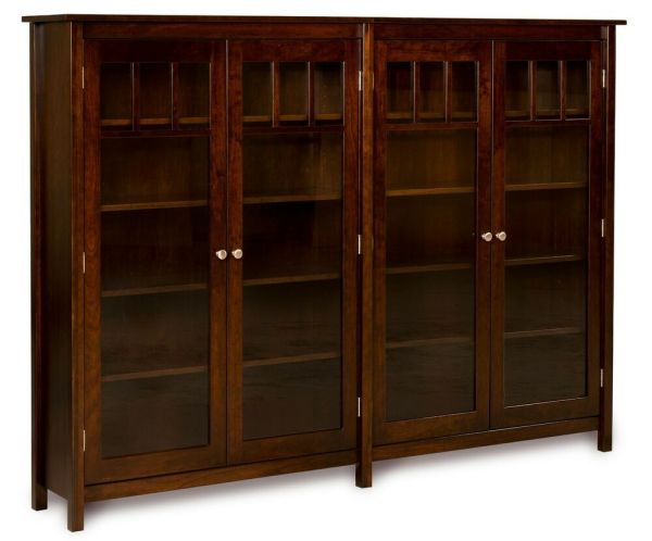 Bookcase Solid Wood Furniture