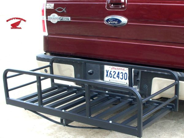 HITCHNRIDE MAGNUM XL HITCH CARGO CARRIER VEHICLES WITH