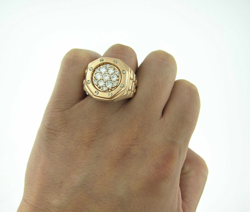 Mens Diamond Ring Ap Watch Diamond Ring Ap Ring EBay