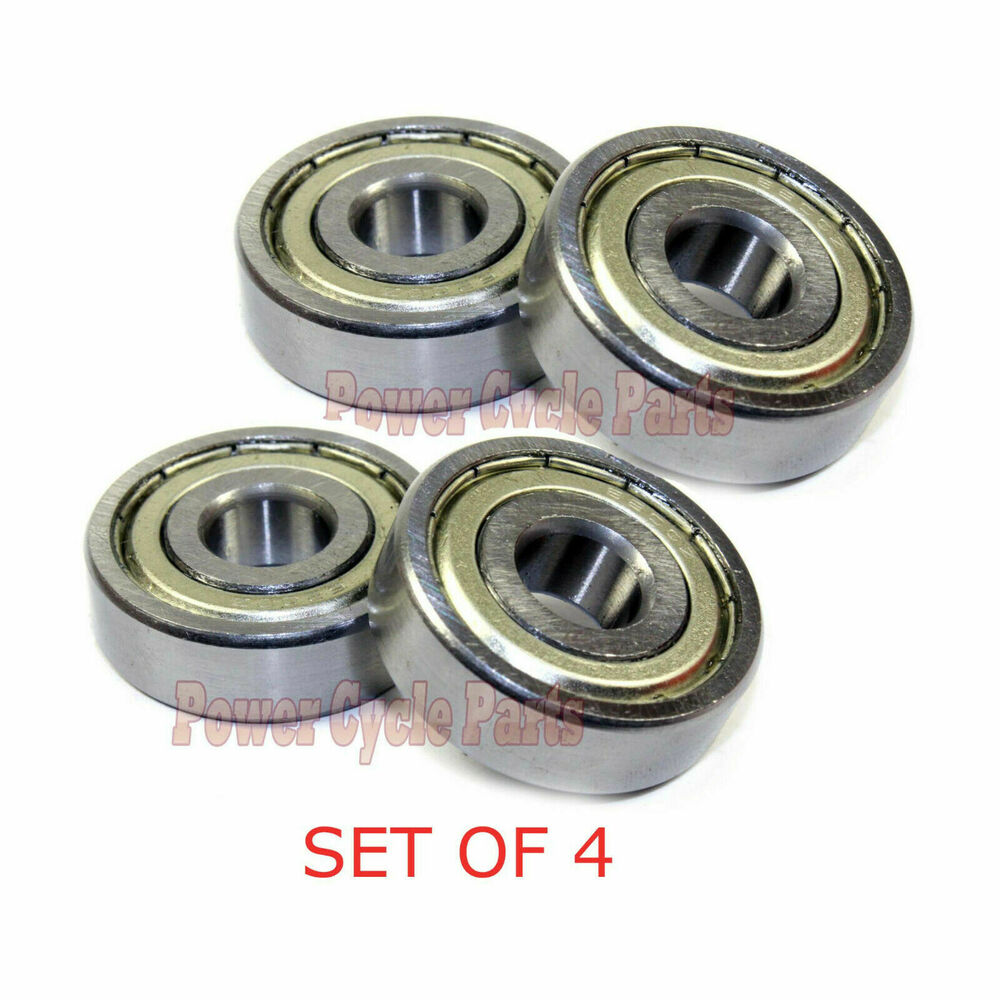 MOBILITY SCOOTER 6000Z 6000ZZ WHEEL BEARING SET HOVEROUND