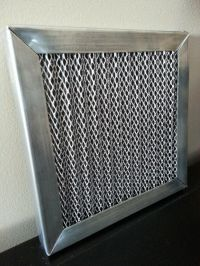 6 STAGE ELECTROSTATIC WASHABLE PERMANENT HOME FURNACE AC ...