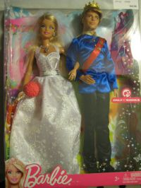 Barbie Fairytale Wedding Doll Set (with Ken Doll) | eBay