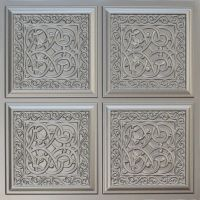 Decorative 24x24 Tin
