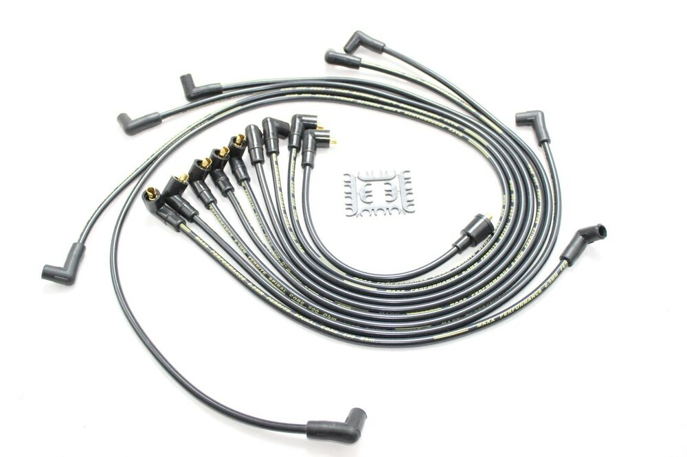 MAXX 518K 8.5mm Spark Plug Wires 1958-72 Dodge Mopar 361